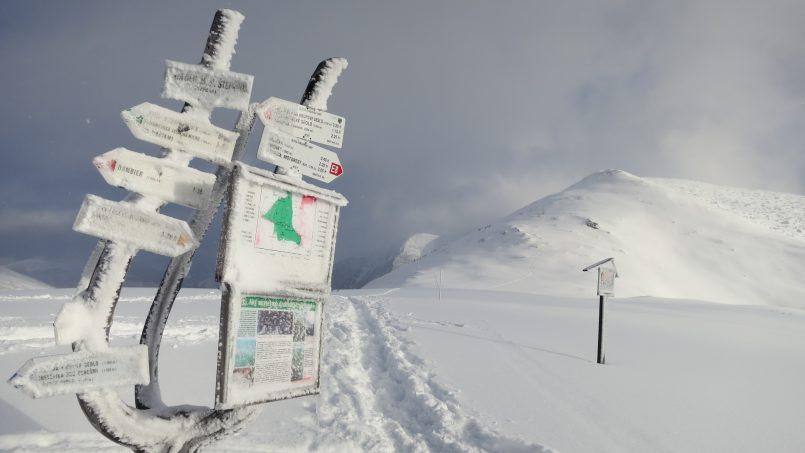 Téli túra az Alacsony-Tátrában